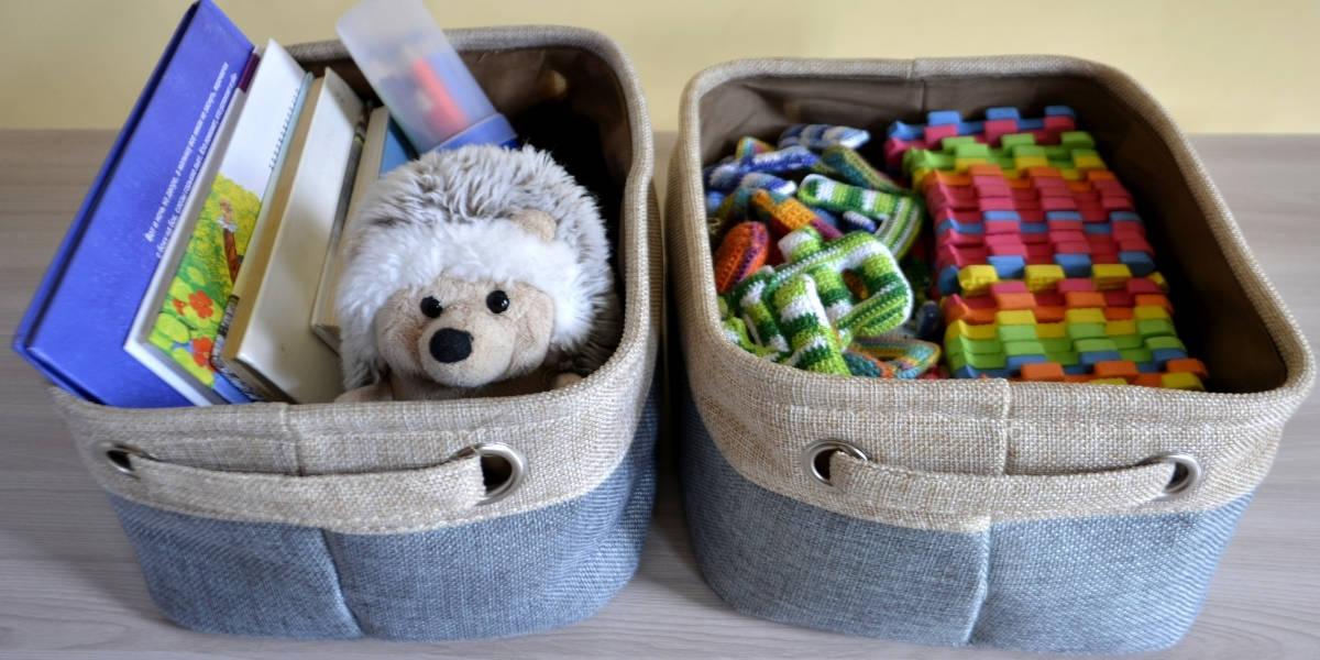 Melhores Organizadores de Brinquedos